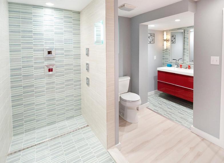 minneapolis master bathroom remodel