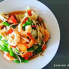 Shrimp Pad Pug
