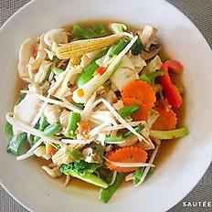 L7 - Sautéed Mixed Vegetable