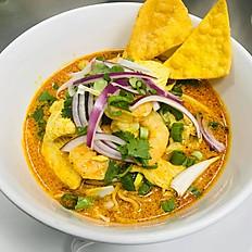 Khao Soi Gai (Chiang Mai Noodle)