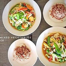 Sautéed Mixed Vegetable