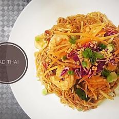 Pad Thai (Famous Thai dish)