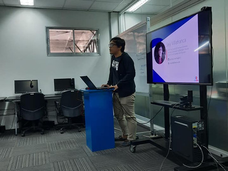 Angular 8 Workshop @CloudStaff Angeles Pampanga