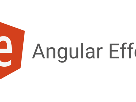 Angular components have states! (Using Angular Effects)