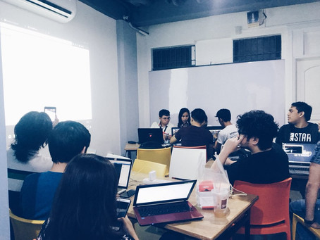 Angular Talk and Workshop @SkyLabs