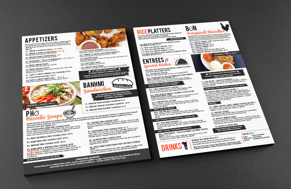 Free A4 Front and Back Flyer Mockup (1).