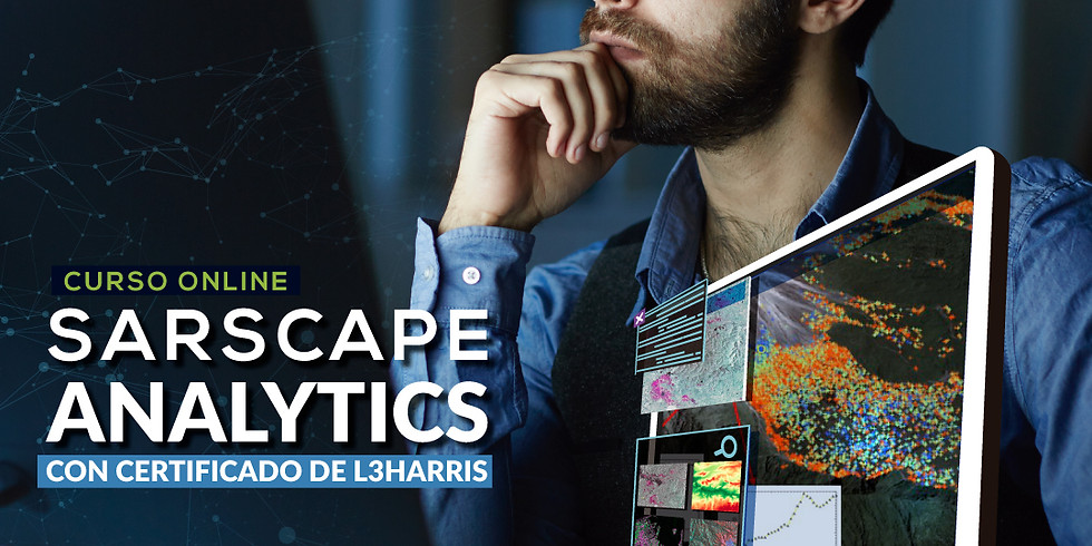 Curso Online SARscape Analytics