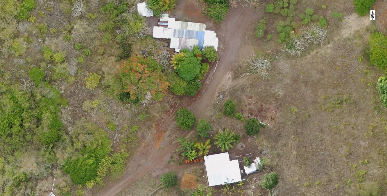 Toma de Fotografía aérea