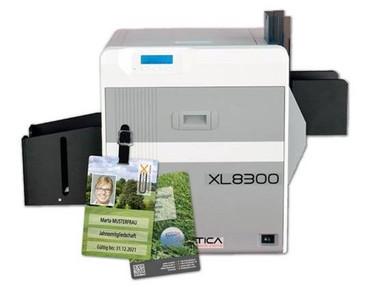 Matica XL8300 Grossformat Kartendrucker