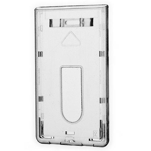 Kartenhalter vertikal mit Daumenausschub - 50 Stück