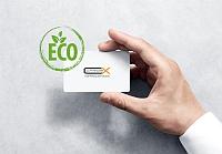 Graspapier Karten - Umweltfreundliche Karten