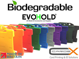 The cards-x group invests into new fully biodegradable ID card holder.