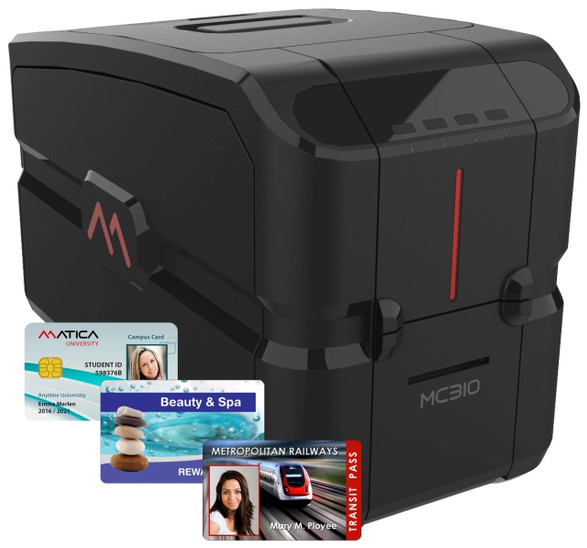 Matica MC310 DTC Kartendrucker