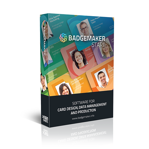 BadgeMaker START Ausweiserstellungssoftware