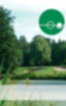 Golfclub Bag Tag GC Hubbelrath