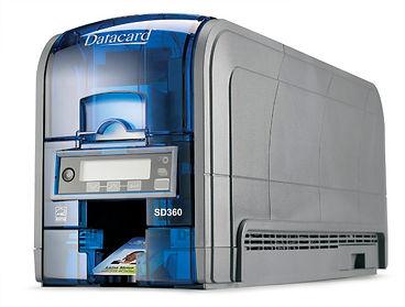 Datacard SD360 Plastikkartendrucker