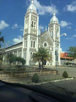 Igreja Matriz de São Virgílio Nova Trento