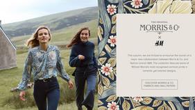 William Morris et H&M - What ?!