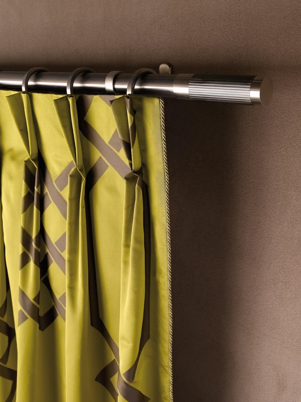 Rideaux à anneaux Houles  par J.P Manufacture tapissier décoratrice 78