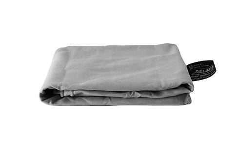 BasicNature Handtuch 'Velour' - 85 x 150 cm graphit