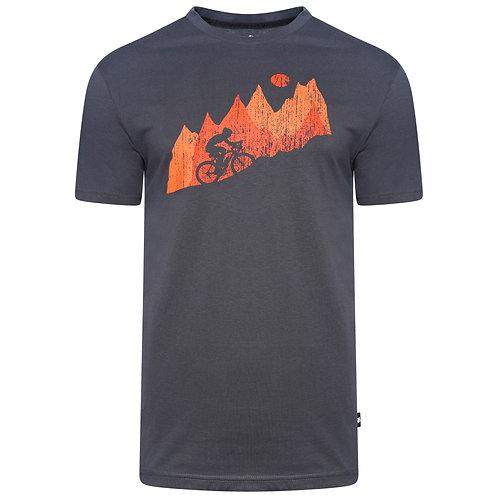 Organic Cotton Shirt für Herren grau