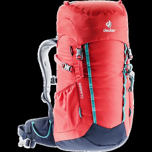 Deuter Kinderrucksack Climber rot