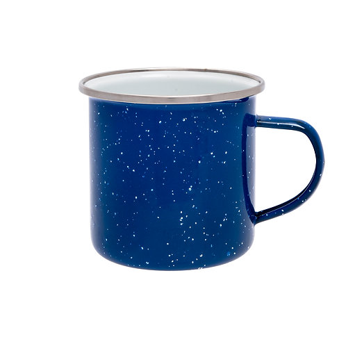 Origin Outdoors Emaille Tasse 360ml blau