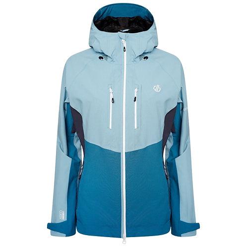 Wasserdichte Stretch-Jacke Für Damen