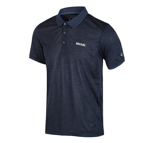 Herren Funktions-Poloshirt