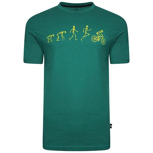 Organic Cotton Shirt für Herren grün