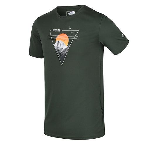 Funktion-Shirt für Herren grün