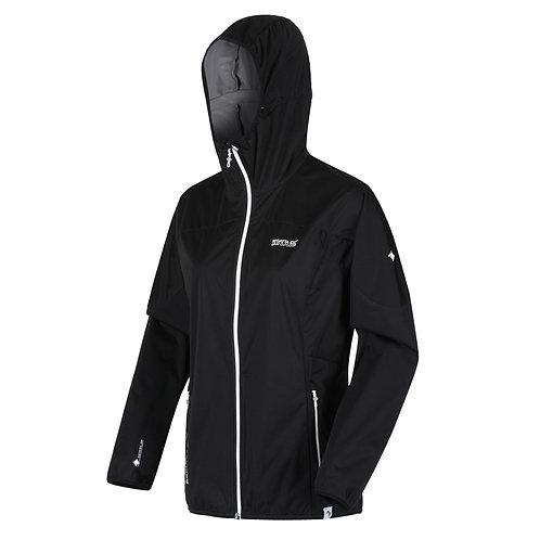 Softshell Jacke für Damen Schwarz