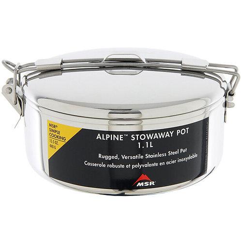 MSR Stowaway Pot Top 1,1 L