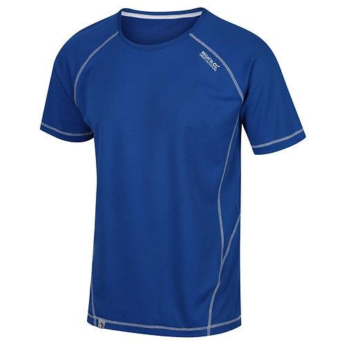 leichtes Funktion-Shirt für Herren blau