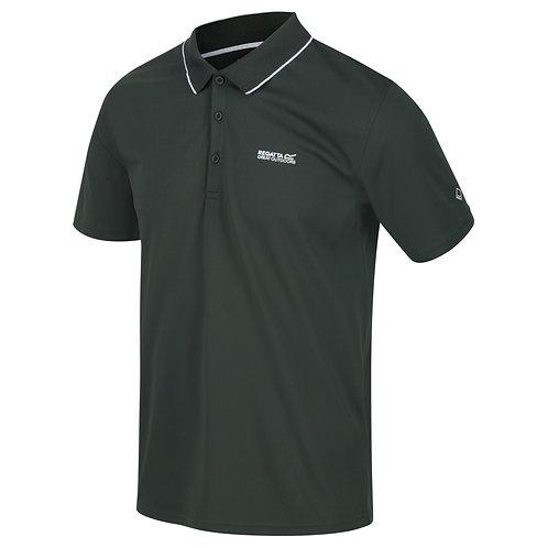 Active Polo-Shirt für Herren grün