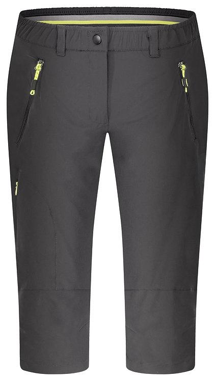 HOT Sportswear Capri Hose Damen schwarz