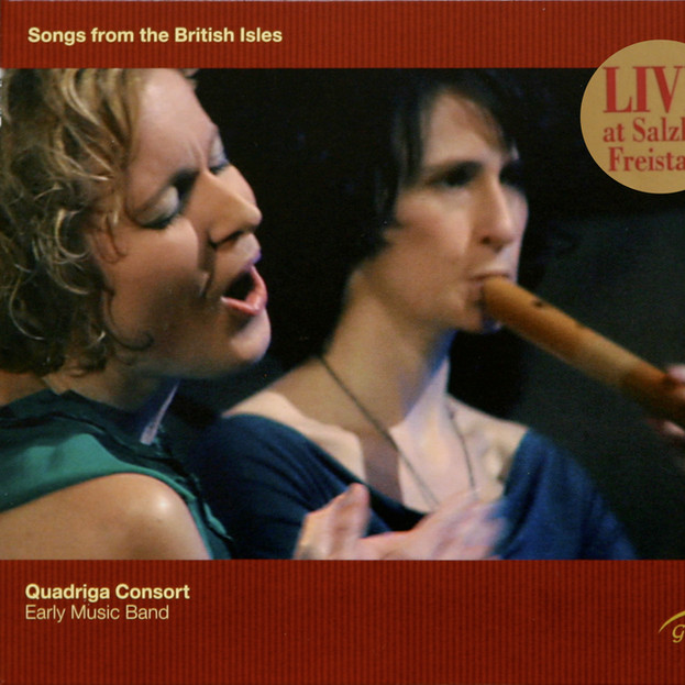 Songs from the British Isles, Live at Salzhof Freistadt / GRAMOLA