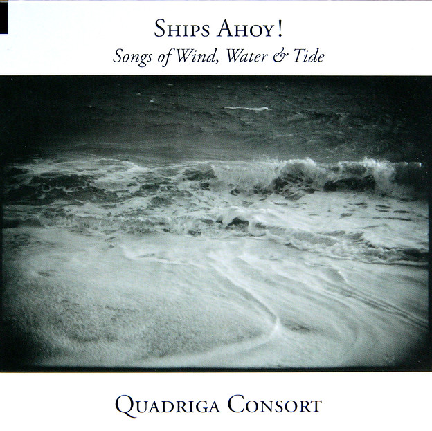 Ships Ahoy! Songs of Wind, Water & Tide / ALPHA