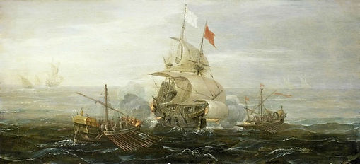 Ship attacked by pirates.jpg