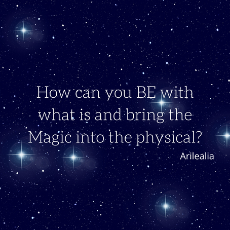 BEing with Magic
