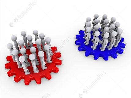 opposing-teams-stock-illustration-226302