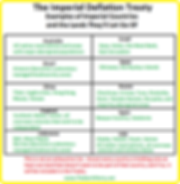 Imperial Deflation Treaty Example Chart.