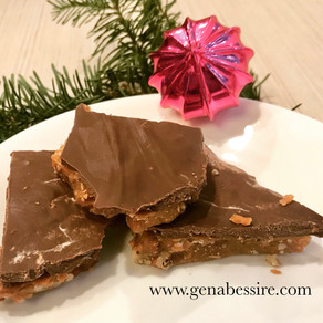 Christmas Favorite: English Toffee Candy