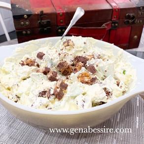 Thanksgiving Favorite: Snicker Caramel Apple Salad
