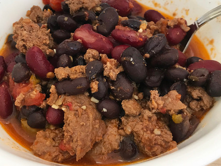 Zesty Homemade Chili by Gena Bessire