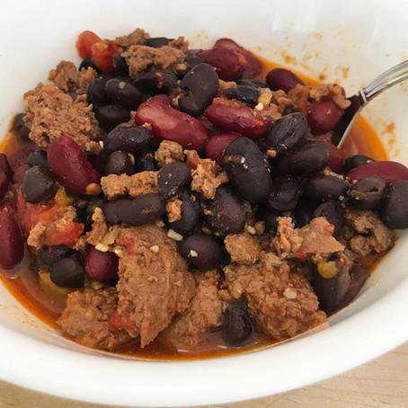 Zesty Homemade Chili by Gena Bessire