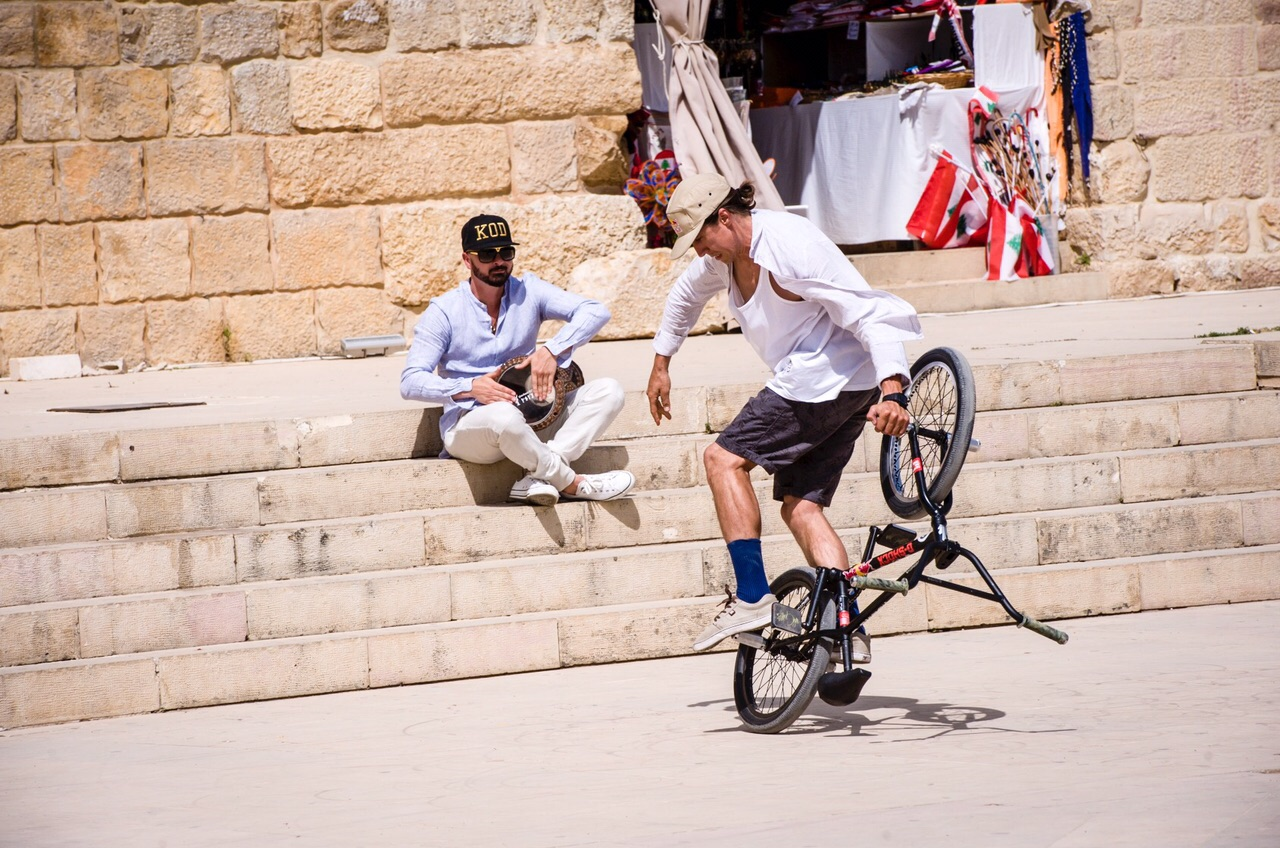 BMX in Beirut