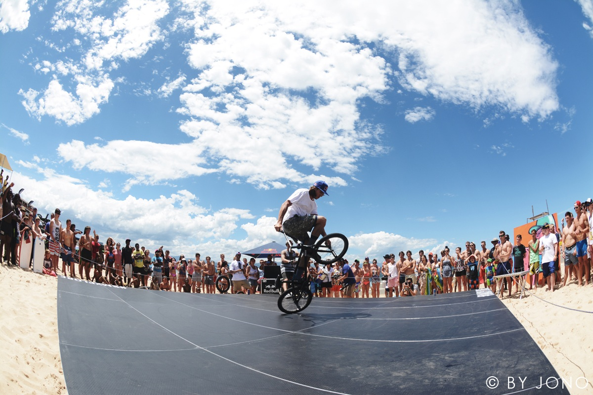 BMX Demo by VG South Africa 2014