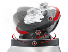 Solutionix C500 | TA300+ | Optimized 3 Axis Automatic Turntable