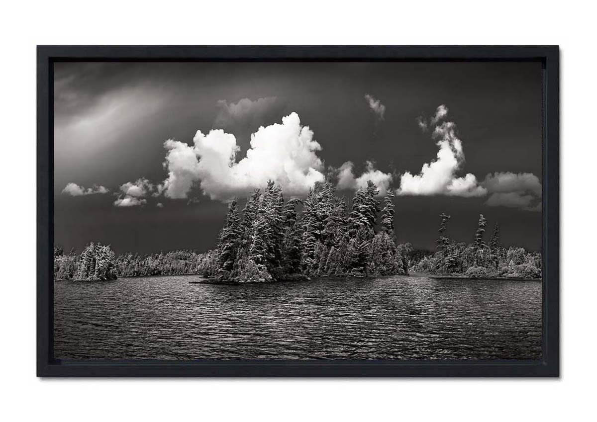 White Cloud over Temagami